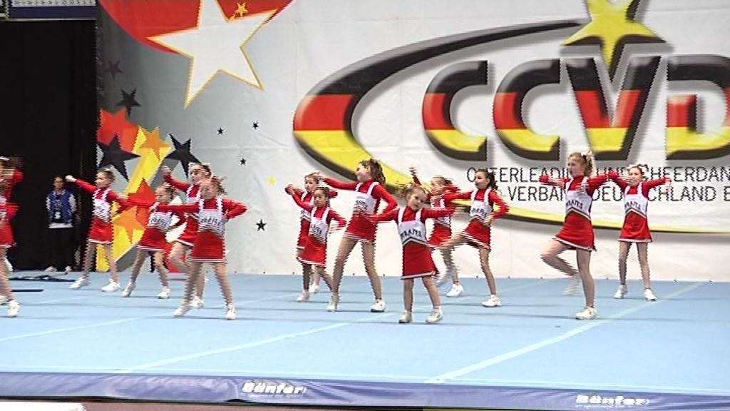 Cheerleading Regionalmeisterschaft Ost | Riesa TV